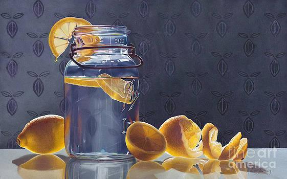 Lemonade by Arlene Steinberg