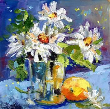 Lemonade Daisies by Sharon Furner