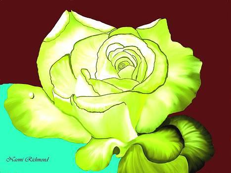 Naomi Richmond - Lemonlime Rose