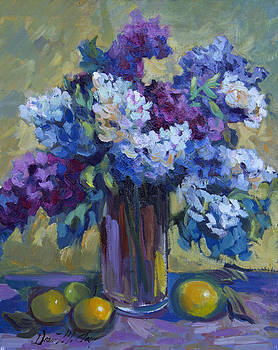 Diane McClary - Lemons and Lilacs