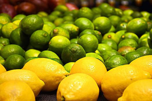 Robert Meyers-Lussier - Lemons and Limes