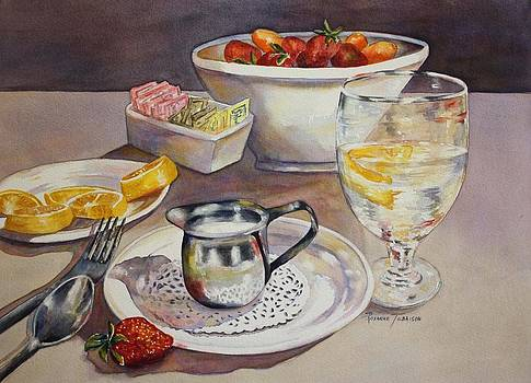 Lemons and Things by Roxanne Tobaison