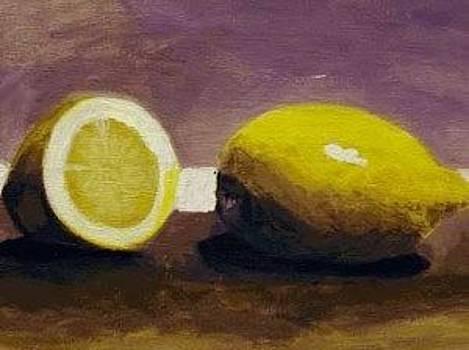 Lemons by Andrea Kucza