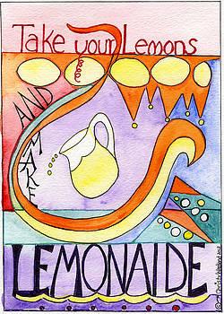 Lemons by Christy Woodland