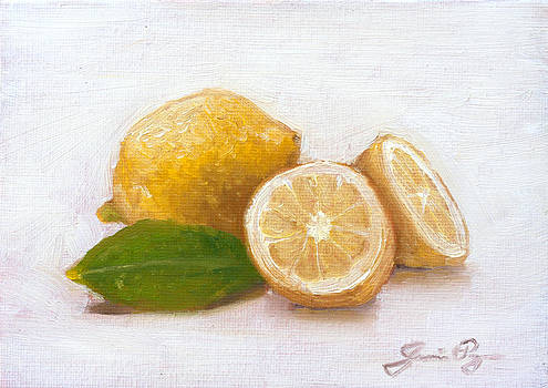 Lemons by Jamie Pogue