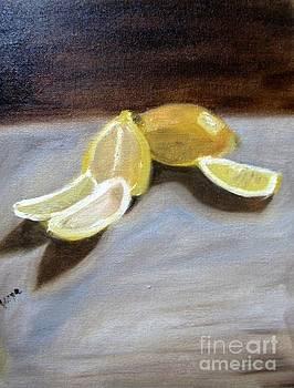 'Lemons' by Keya Majmundar