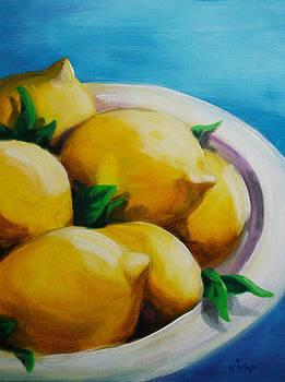 Lemons by Maryn Crawford
