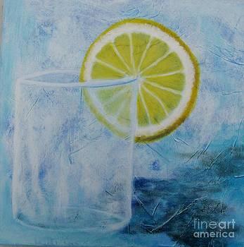 Lemons no 1 by Lisbet Damgaard