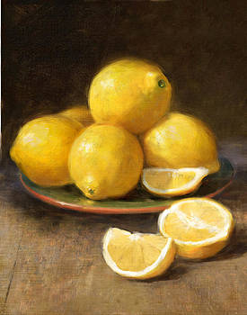 Lemons by Robert Papp