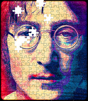 Lennon Missing Pieces by Stephen Walker