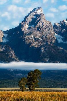 Lenticular Peak by Kirk Strickland