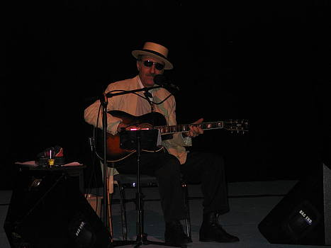 Leon Redbone by Mark C Ettinger