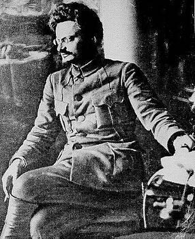 Leon Trotsky  by Trotsky