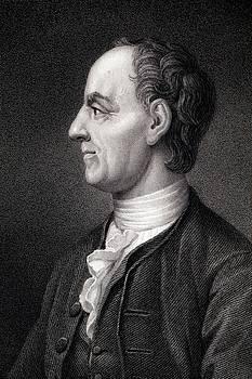 Leonhard Euler by Paul D Stewart
