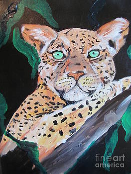 Leopard by Susan Voidets