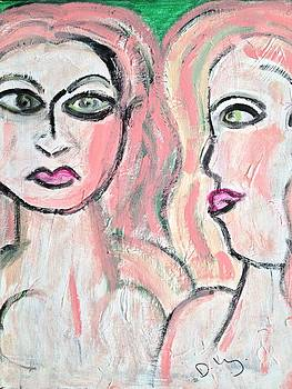 Les Femmes de Mars by Danielle Landry