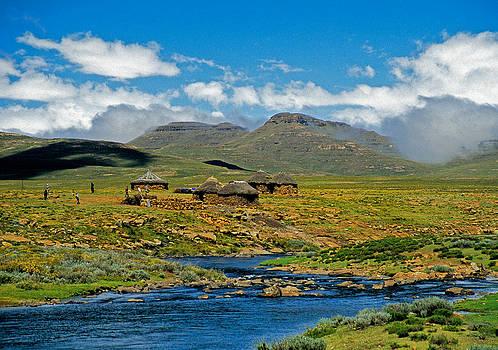 Dennis Cox - Lesotho vista