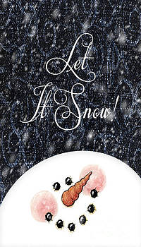 Let It Snow by Pam  Holdsworth