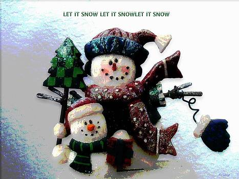 Let It Snow by Rebecca Flaig