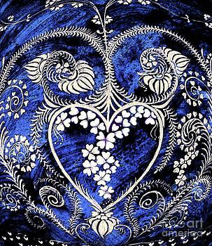 Let LOVE rule the world. by Anjali Vaidya