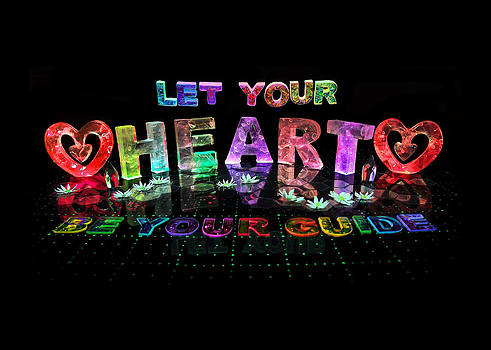 Let Your Heart be Your Guide by Jill Bonner