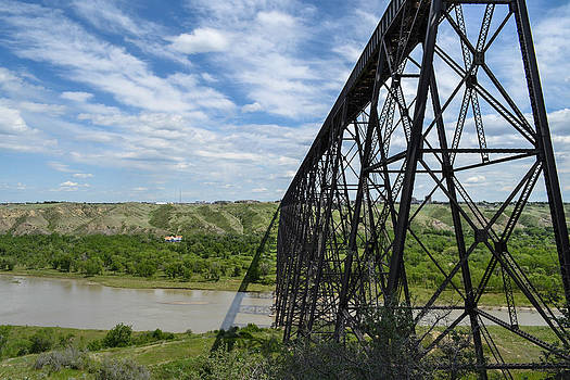 Dwayne Schnell - Lethbridge High Level Bridge / Viaduct