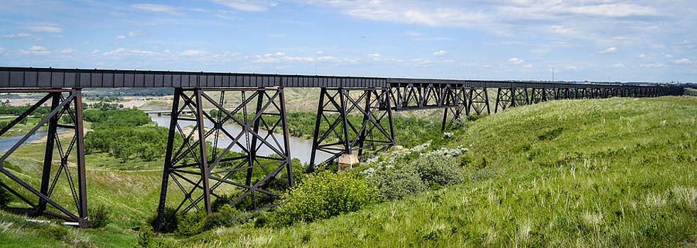 Dwayne Schnell - Lethbridge Viaduct Panorama