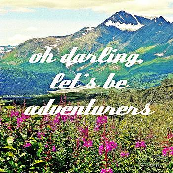 Let's Be Adventurers by Jennifer Kimberly