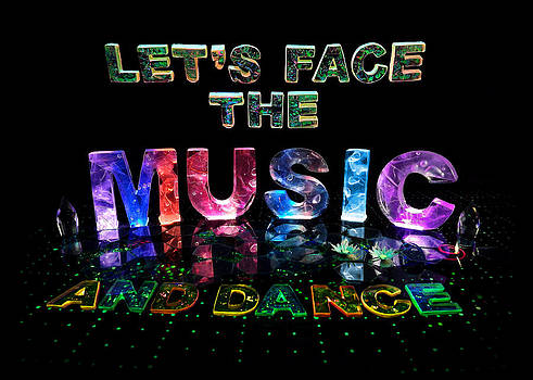 Lets Face the Music and Dance by Jill Bonner