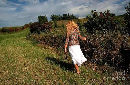 Let's Take a Walk by Jennie Stewart