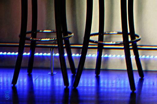Let's take the bar stools by Li   van Saathoff
