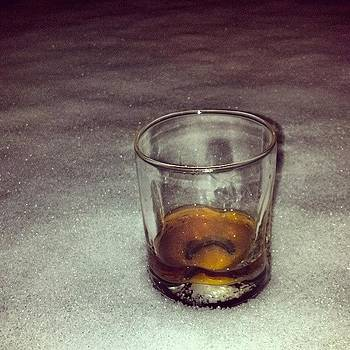 Letting Nature Chill My #henny Tonight by Kevin Lawton