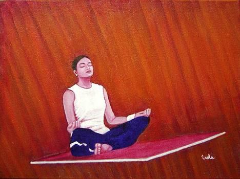 Usha Shantharam - Levitation