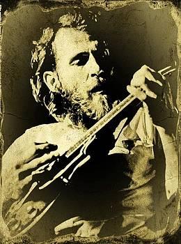 Larry Lamb - Levon tintype