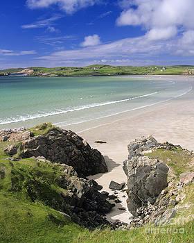 Lewis beach by Derek Croucher