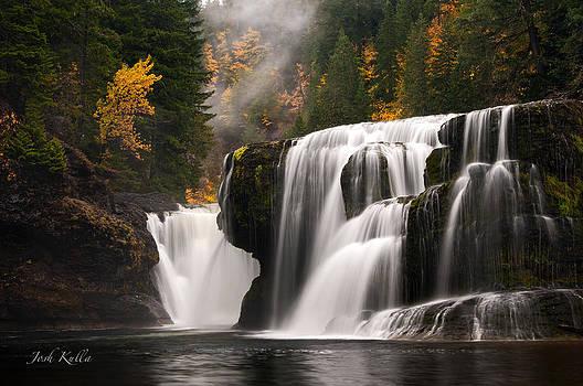 Lewis River Autumn by Josh Kulla