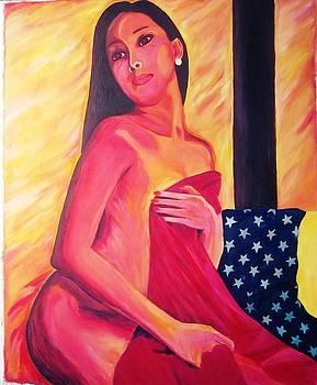 Liberty by Jazel Ann Tagubar