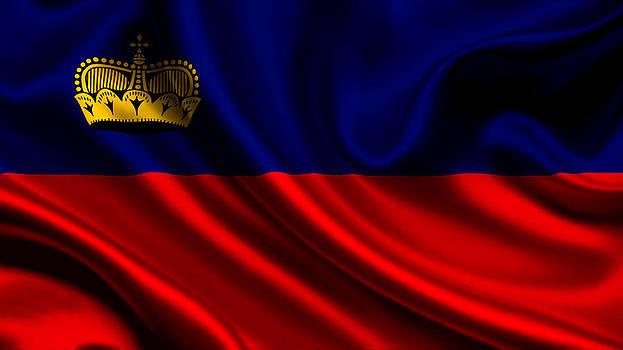 Valdecy RL - Liechtenstein Flag