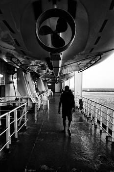 Life boat propeller by Spyros Papaspyropoulos