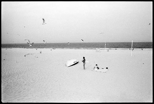 Life Boat Seaside Heights NJ by David Riccardi