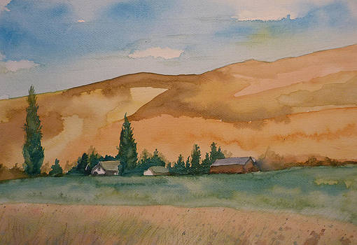 Life in the Foothills by Susan Porter