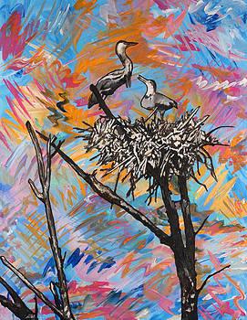 Life in the Nest by Julianne Hunter