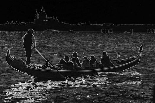 Life in Venice Italy by Indiana Zuckerman