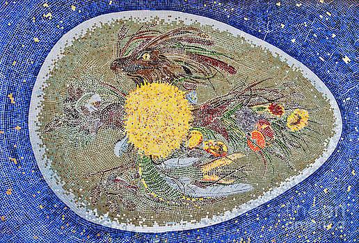Mae Wertz - Life Inception Mosaic