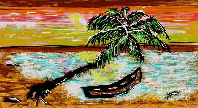 Gail Matthews - Life is a Beach