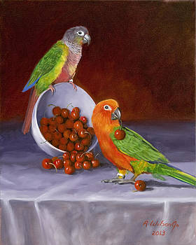 Life is a Bowl of Cherries by Karen Wilson