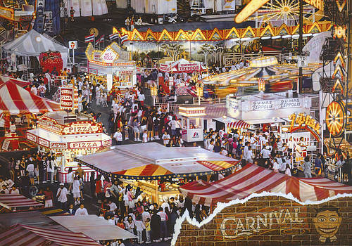 Life is a Carnival by Bill Jonas