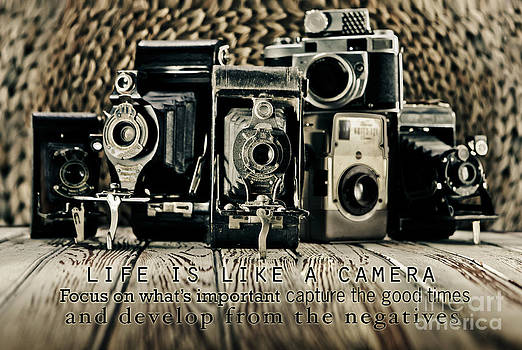 Life is Like a Camera by Stacey Granger