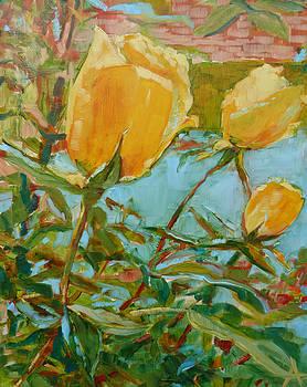 Life is the Flower by Azhir Fine Art