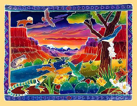 Harriet Peck Taylor - Life of the Desert